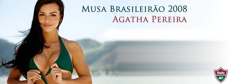 Agatha Pereira – Musa do Brasileirão 2008