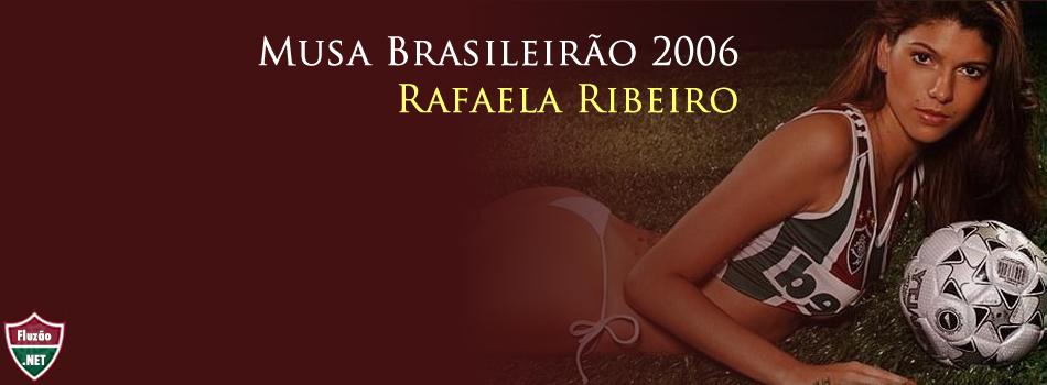 Rafaela Ribeiro – Musa do Brasileirão 2006