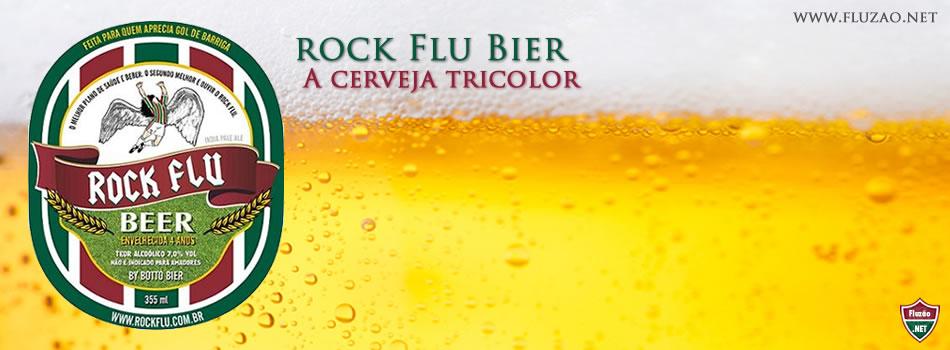 Rock FLU Bier – Cerveja do Fluzão